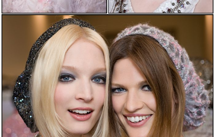CHANEL Fall/Winter 2012 makeup trends