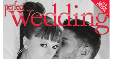 Perfect Wedding Magazine Fall/Winter 2012 CARNIVAL