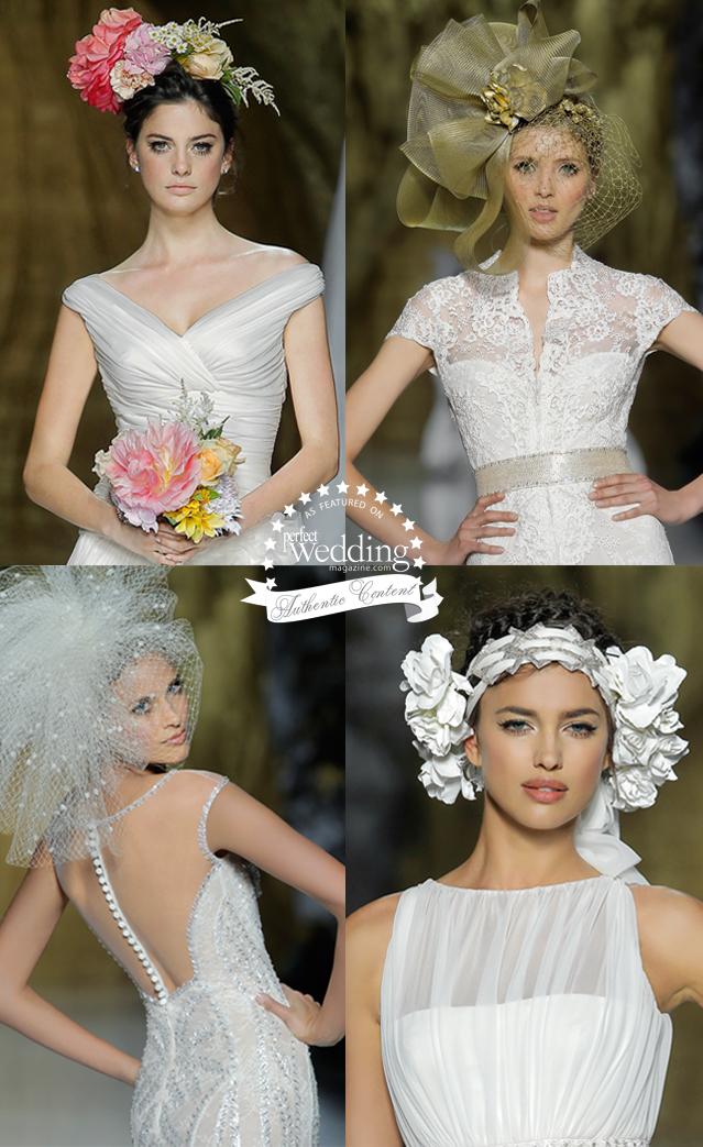 Pronovias 2014 in Perfect Wedding Magazine