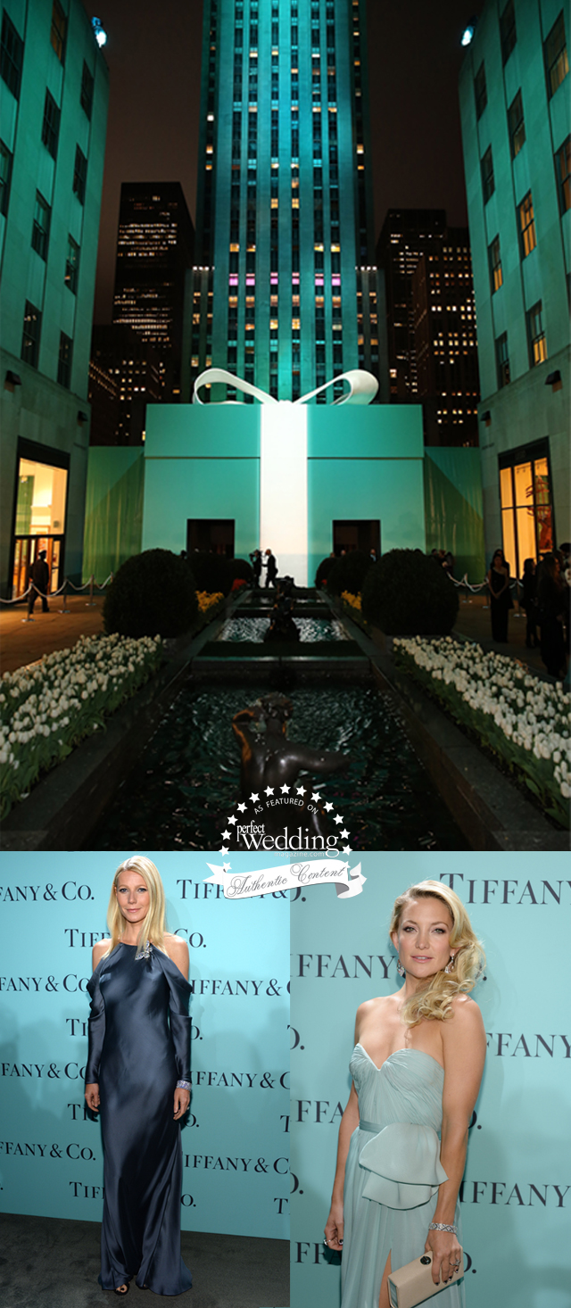 Tiffany & Co. Blue Book Ball in New York