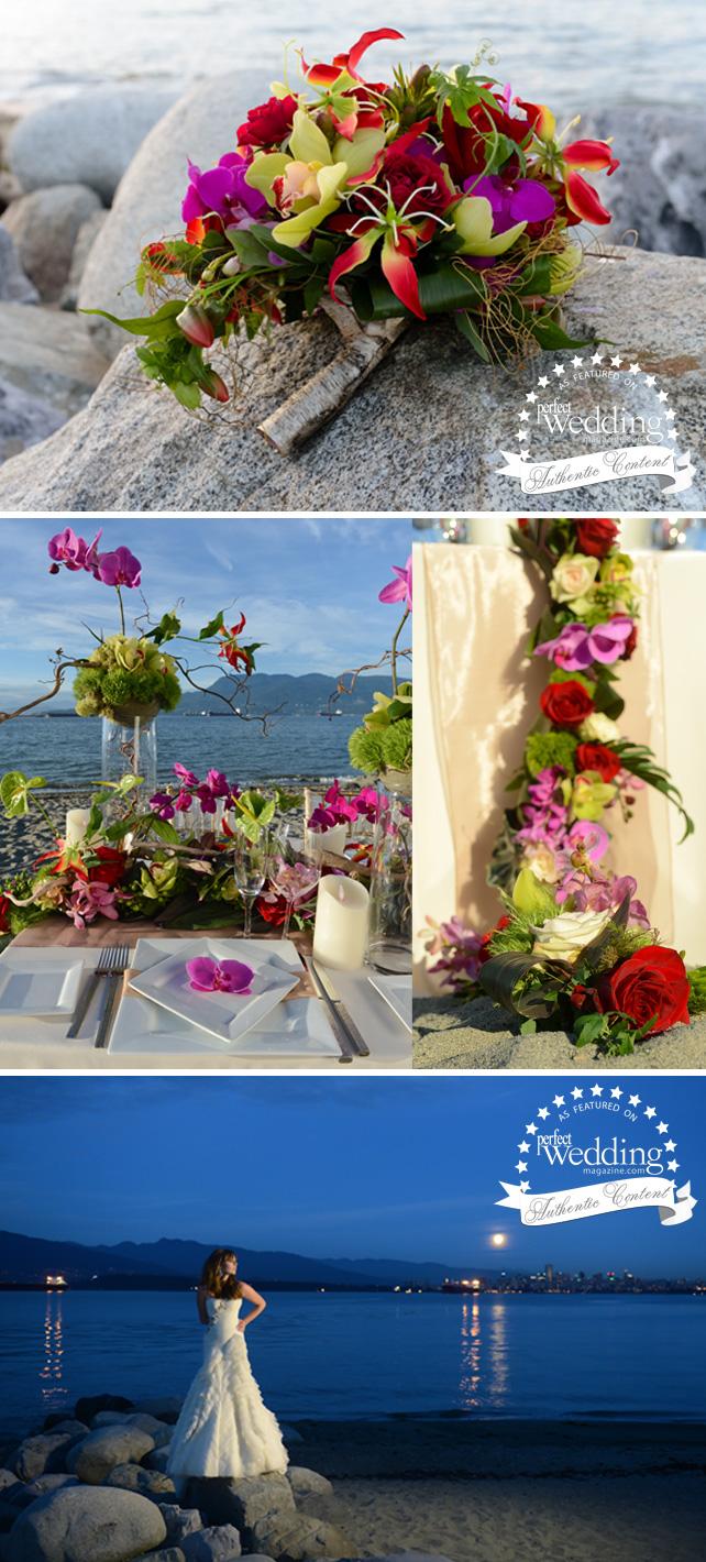 Perfect Wedding Magazine Spring/Summer 2013, Luxury Décor