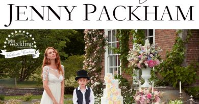 25th Anniversary Jenny Packham
