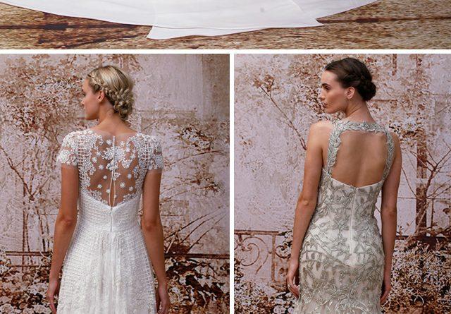 Monique Lhuillier, Fall 2014 Bridal, Fashion, Perfect Wedding magazine, Perfect Wedding, New York Bridal Fashion Week