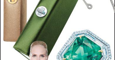 Holiday Gift Guide, Chanel, Dior, Tiffany & Co., Romona Keveza, Jenny Packham