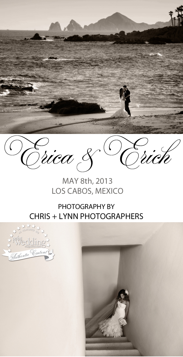 Erica and Erich by ChrisPlusLynn Photograpy