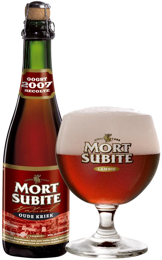 Mort Subite Beer