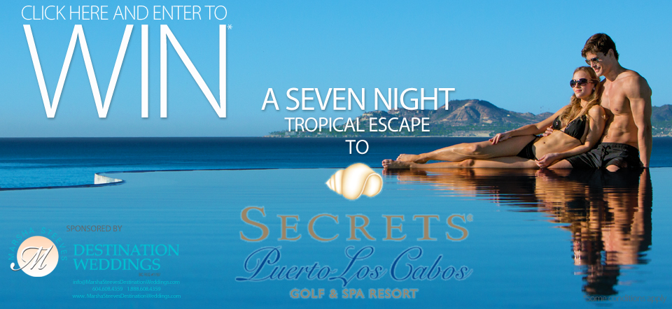 WIN a 7 night tropical escape to los cabos