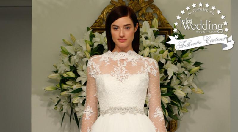 Legends Romona Keveza, Fall 2015 Bridal collection, Perfect Wedding Magazine, Fall Bridal Trends