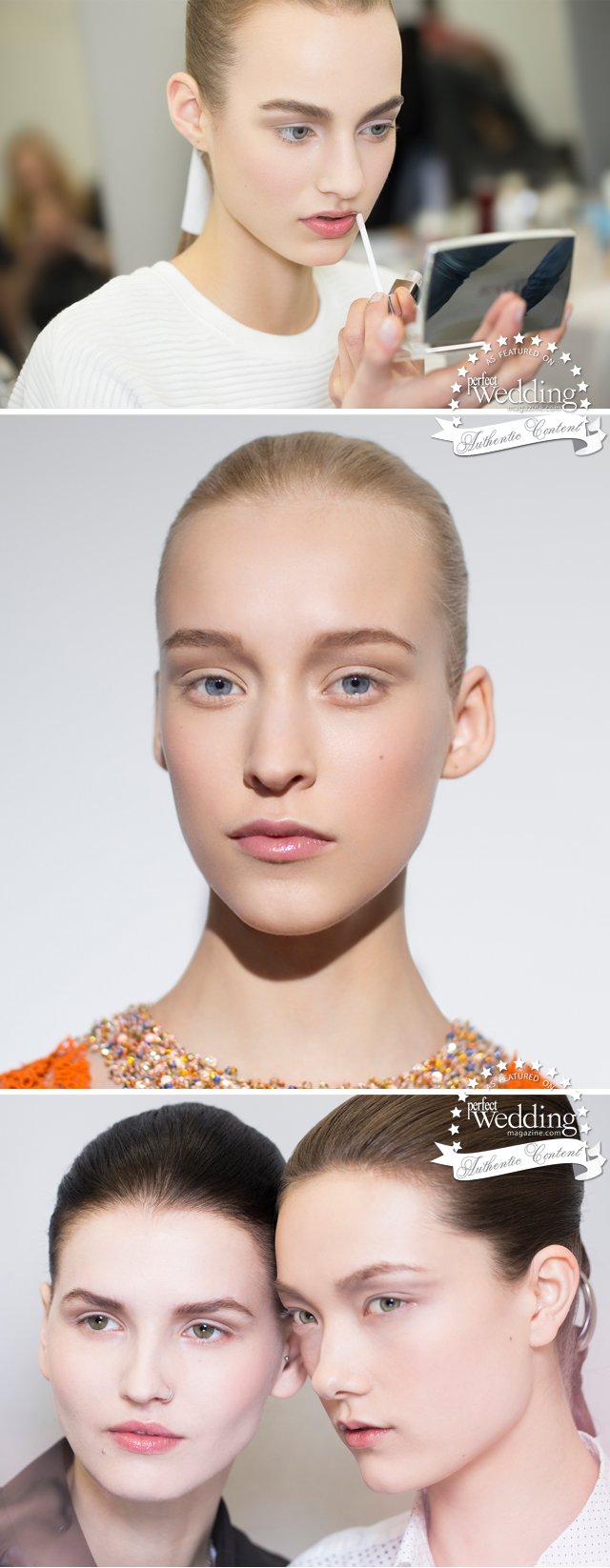 Dior Beauty, Dior Haute Couture, Bridal Beauty trends, Perfect Wedding Magazine