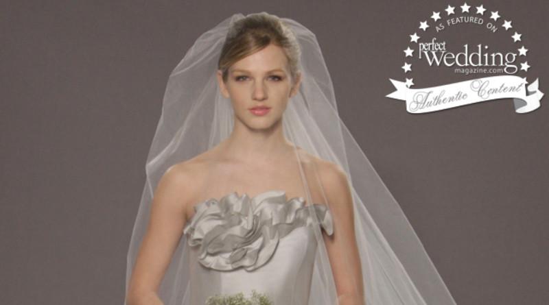 Wedding Cakes, Bridal Couture, Romona Keveza, Fifty Shades of Grey, Perfect Wedding Magazine