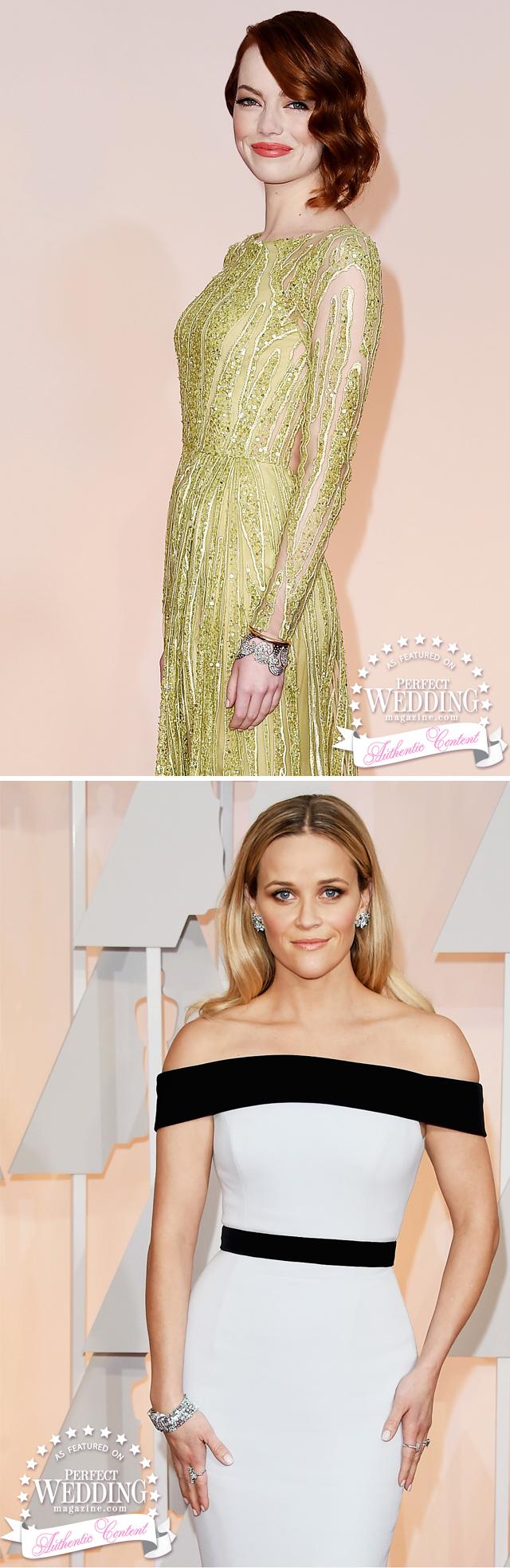 Tiffany at the Oscars by 2015