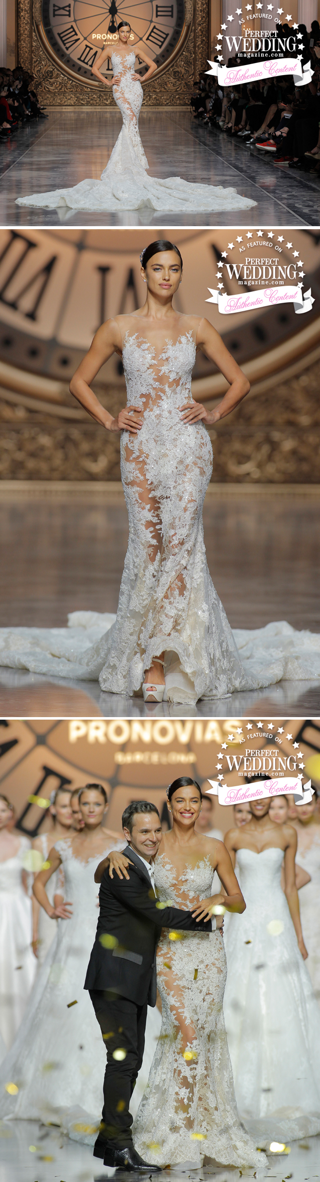 PRONOVIAS FASHION SHOW 2016,Pronovias, Pronovias Atelier 2016 Collection, Fashion, Bridal Trends, Perfect wedding Magazine