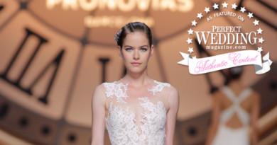 Pronovias, Pronovias Atelier 2016 Collection, Fashion, Bridal Trends, PRONOVIAS FASHION SHOW 2016, Perfect wedding Magazine