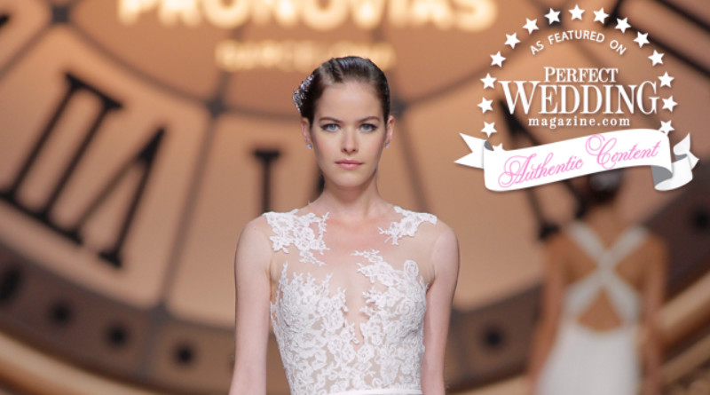 Pronovias, Pronovias Atelier 2016 Collection, Fashion, Bridal Trends, PRONOVIAS FASHION SHOW 2016, Perfect wedding Magazine