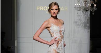 Pronovias, Atelier Pronovias, PronoviasNYCFashionShow, PronoviasItBrides, Perfect wedding Magazine Blog, Perfect Wedding magazine, 2016 Bridal collections