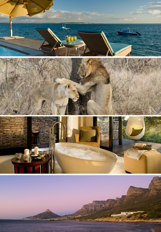 Luxury Travel, South Africa, Honeymoon, Valentine's