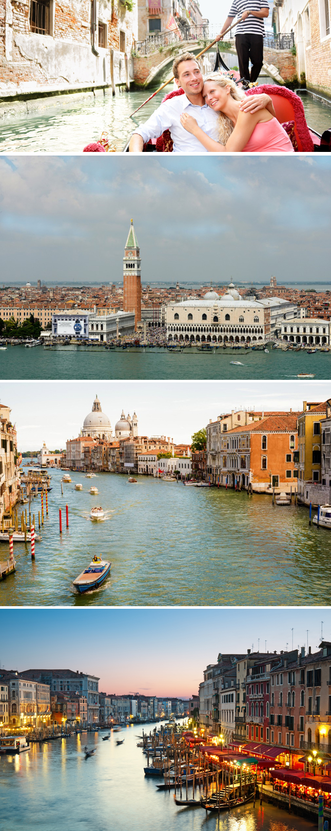 Luxury travel, Romantic Travel in Italy, Venice, Valentine's