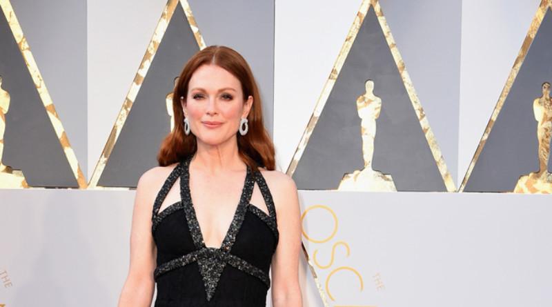 Julian Moore, Chanel, Chanel Haute Couture, Oscars 2016