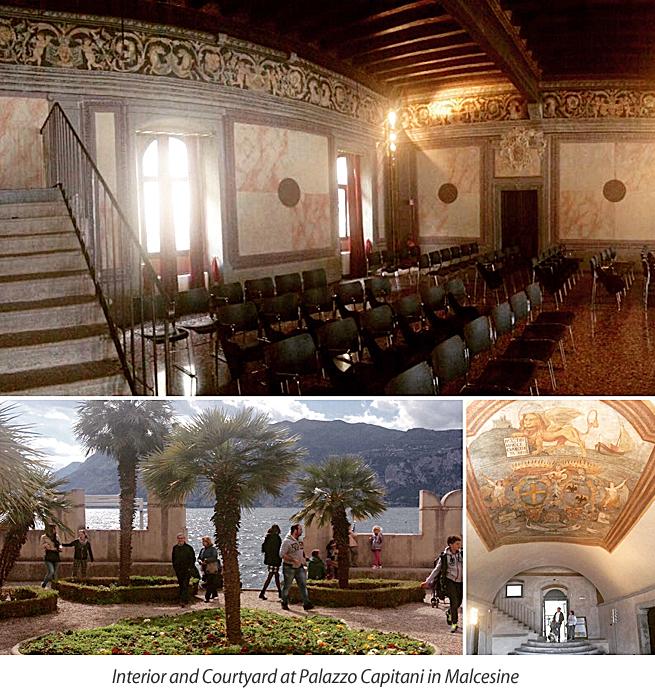 Garda Lake, Malcesine, Italy, Honeymoon in Italy, Perfect wedding Travels, Perfect Wedding Blog, Honeymoon Destinations, Fish&Chef Festival, Palazzo Capitani