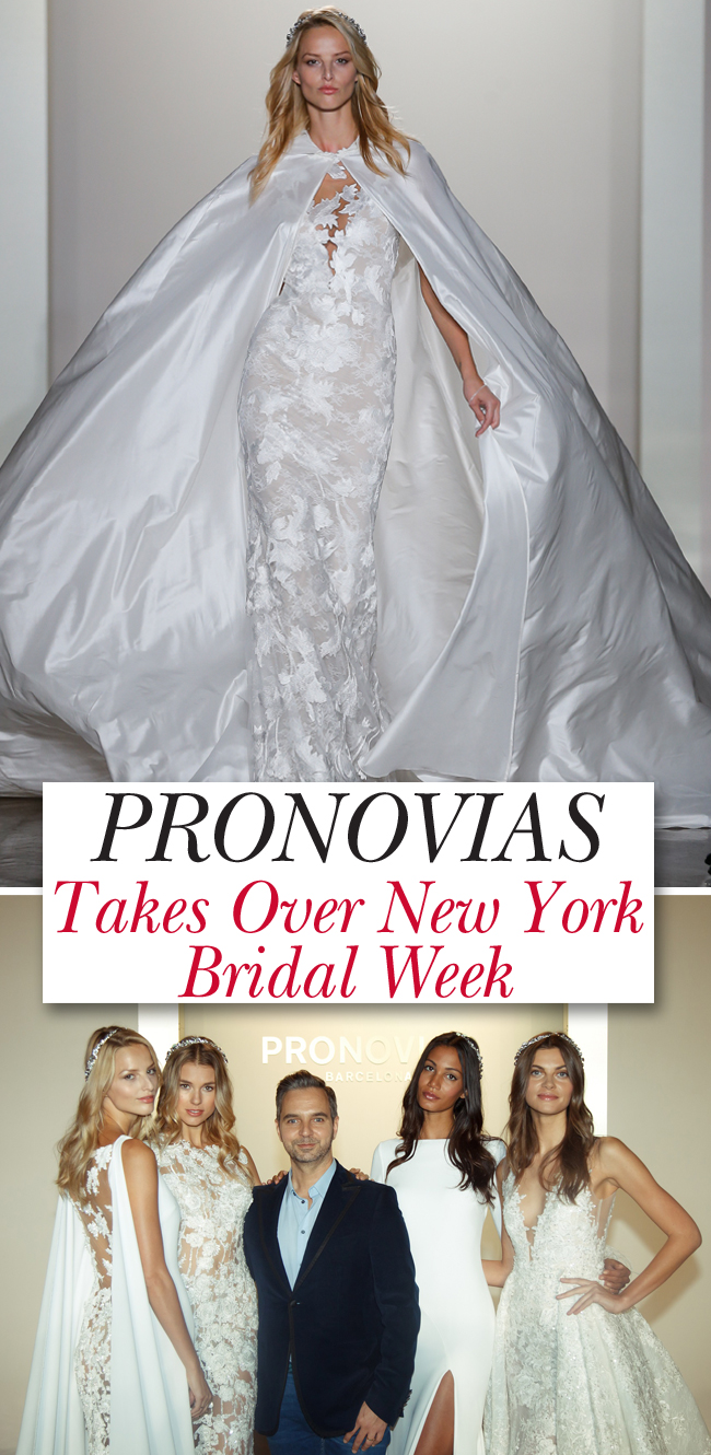 Pronovias in New York City