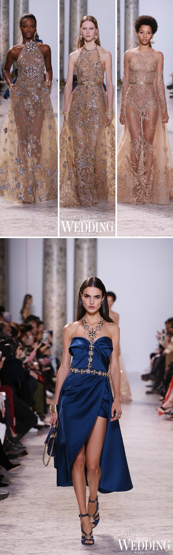 Elie Saab, Elie Saab Haute couture, The Birth Of Light, Elie Saab Spring Summer 2017, Perfect Wedding Magazine, Perfect Wedding Blog
