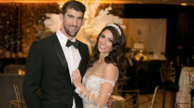 Michael Phelps, Nicole Phelps, Wedding
