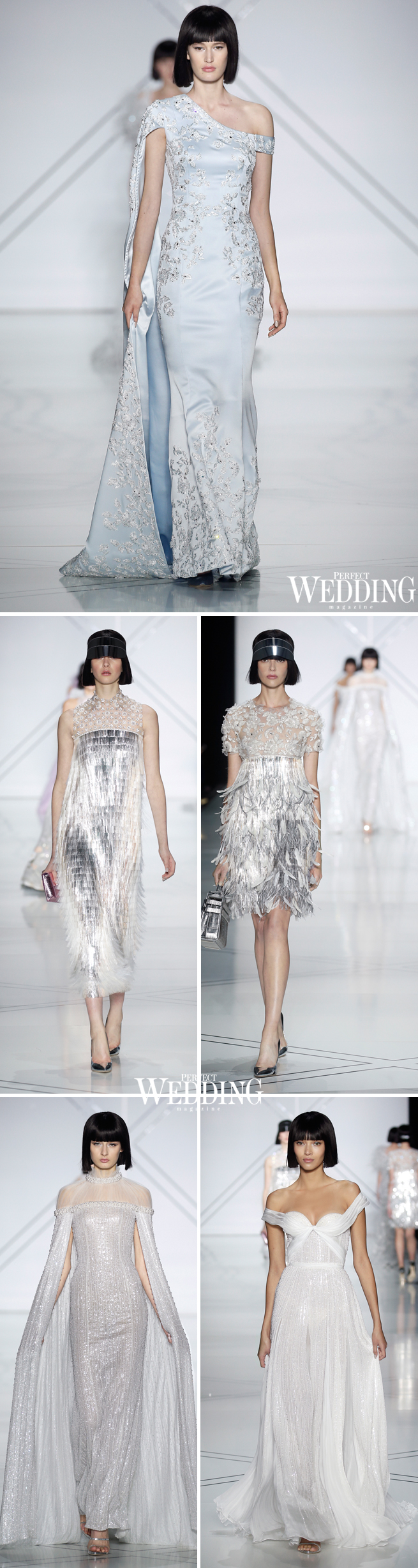 RalphandRusso, Ralph&Russo, Haute Couture, Paris Fashion week, Spring Summer 2017 Haute Couture, Perfect Wedding Magazine, Perfect Wedding Blog, Couture Bride