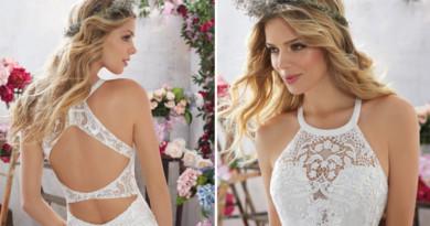 Morilee by Madeline Gardner, Wedding Gowns, Destination Wedding Gowns, Voyage, Perfect Wedding Magazine, Perfect Wedding Blog, Bridal Trend