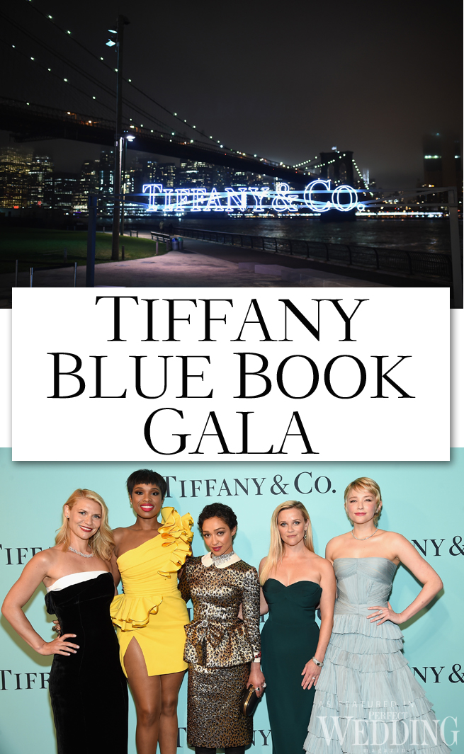 Tiffany & Co., NYC, Tiffany Blue Book, Tiffany Blue Book Collection, Tiffany Blue Book Gala, Jewellery, Perfect Wedding Magazine, Perfect Wedding Blog