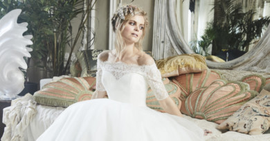 Charlotte Balbier, Bohemian Blush, Charlotte Balbier Bohemian Blush 2018 collection, Wedding Gowns, UK Bride, Bridal Gowns, UK Designer, Perfect Wedding Magazine, Perfect Wedding Blog
