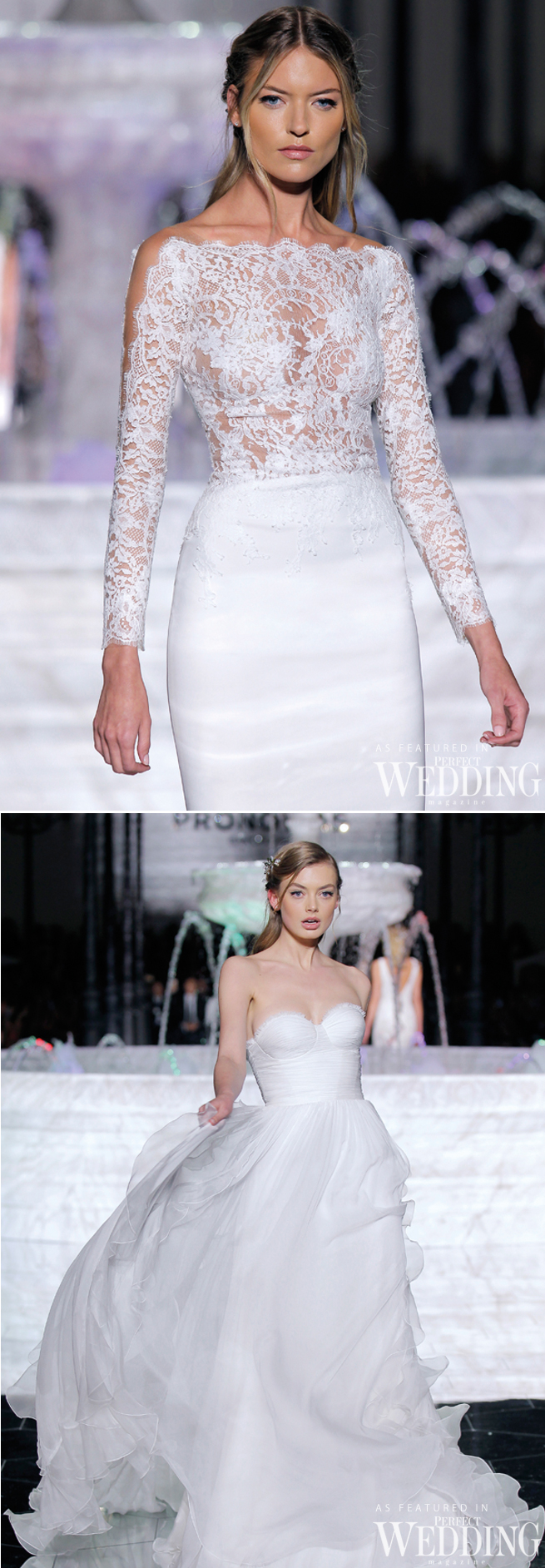 Perfect bride fashion show 15