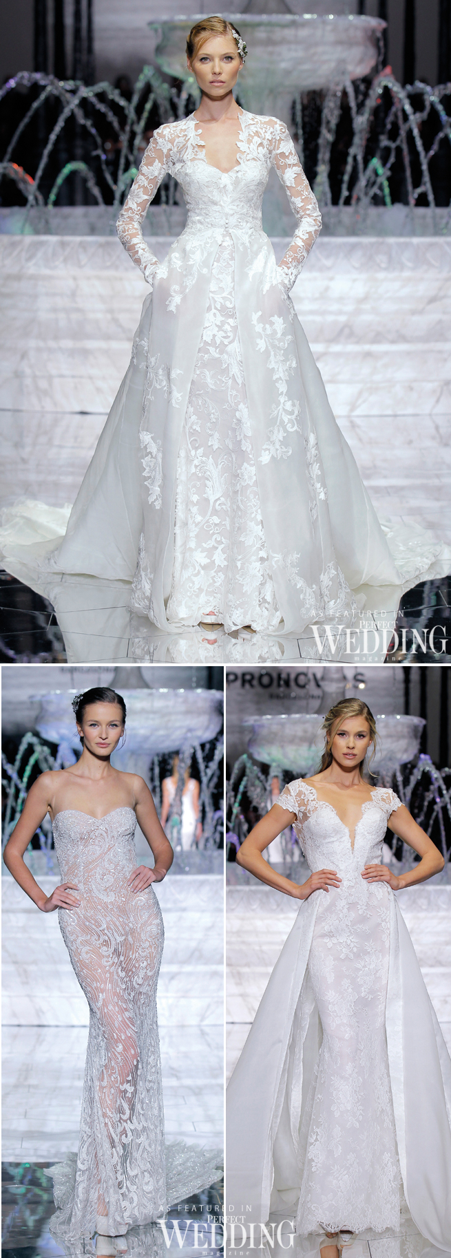 Perfect bride fashion show 87