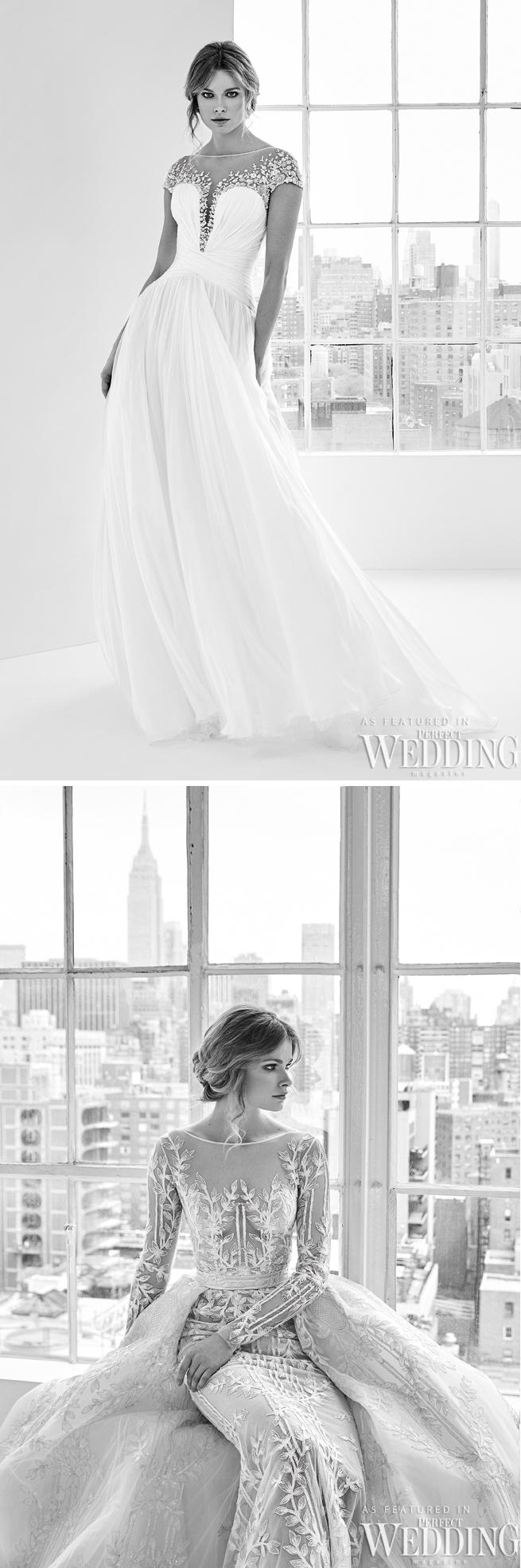 Zuhair Murad, Zuhair Murad Bridal Collection, Zuhair Murad Wedding Gowns, Zuhair Murad Summer 2018 Bridal Collection, Wedding Gowns, Perfect Wedding Magazine, Perfect Wedding Blog, Zuhair Murad Bride