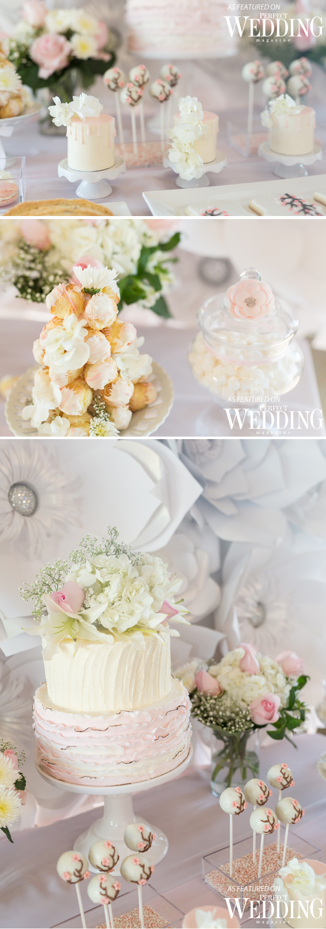 Cherry Blossom, Perfect Wedding Magazine, Perfect Wedding Blog, Wedding decor Inspiration, Spring Wedding Decor,