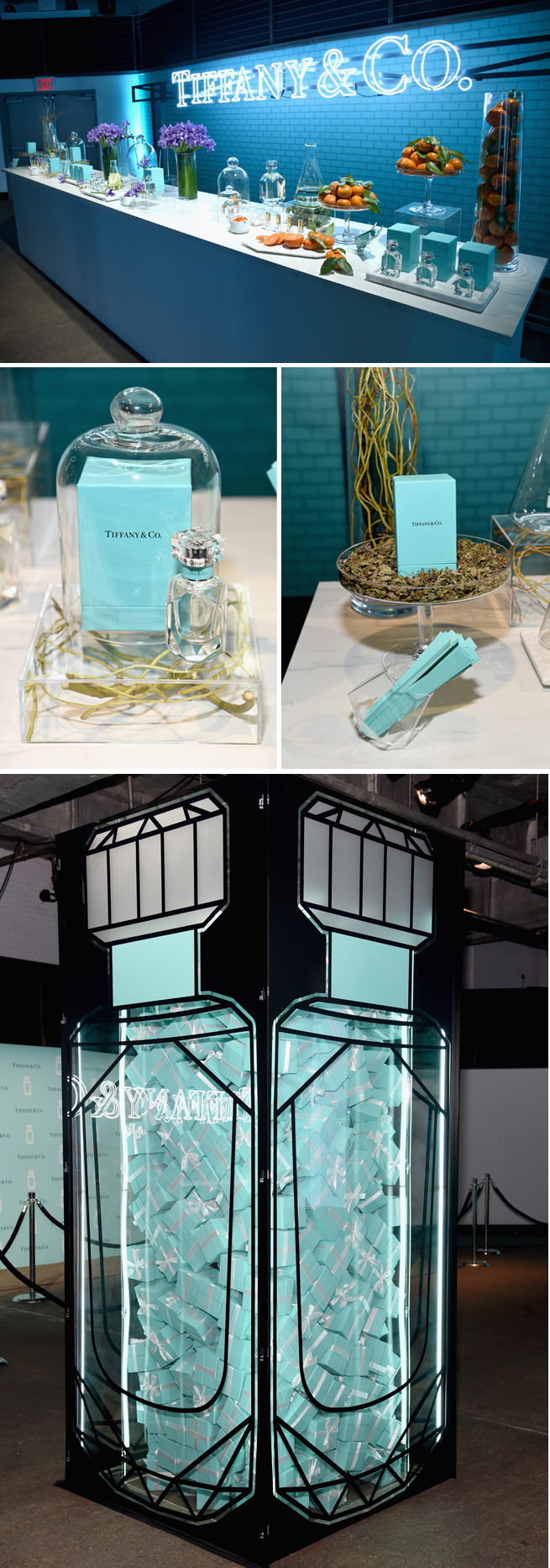 Perfect Wedding Magazine, Perfect Wedding Blog, New York Fashion Week, Tiffany&Co, Tiffany Fragrance, Bridal Fragrance, Arts, Entertainment,