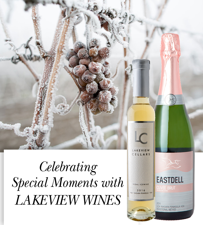 Lakeview WInes, Niagara Wine Country, Eastdell Cuve Brut, Canadian Sparkling Wine, Perfect Wedding Magazine