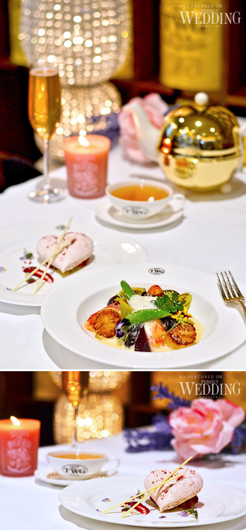 TWG Tea, TWG Tea Vancouver, Valentine's Day celebration, Valentine's Day Dinner in Vancouver, Perfect wedding Magazine, Perfect wedding Blog, TWG Tea Salon and Boutique, Tea Gastronomy