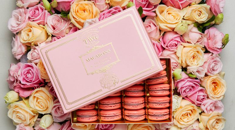 TWG TEA, Valentine's Day Gifts, Valentine's Day Gift Ideas, Macaron, Tea Scented Candle, Tea scented macarons, Perfect Wedding Magazine, Perfect Wedding Blog
