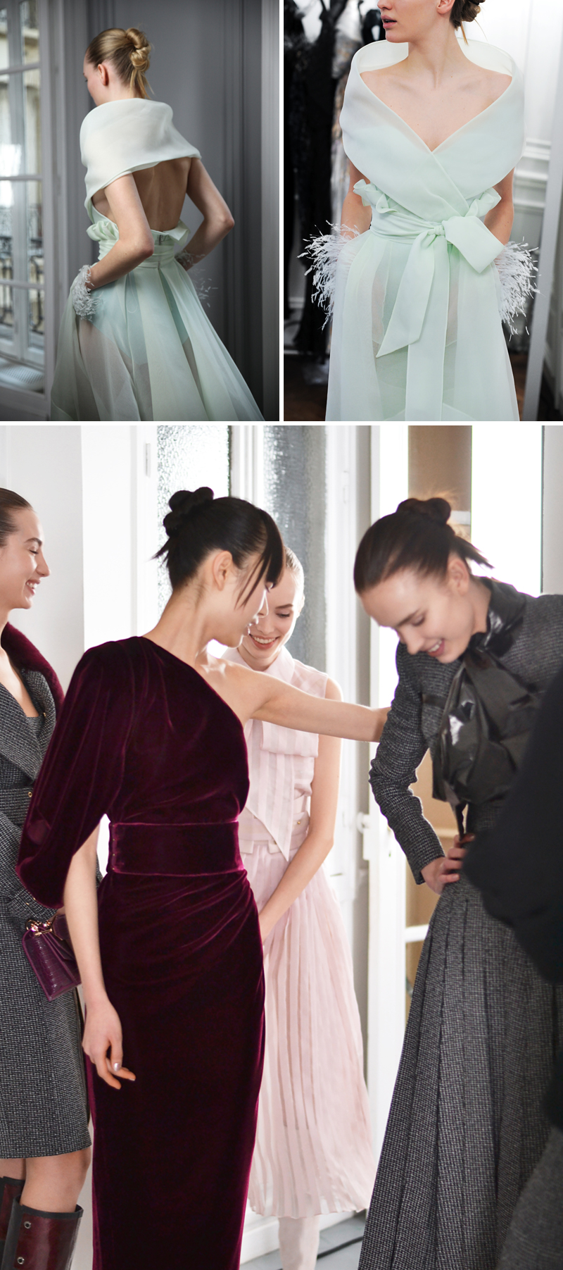 RalphandRusso, Ralph&Russo, Ralph&Russo RTW Fall Winter 2018, R&R Pret a Porter, Perfect Wedding Magazine, Perfect Wedding Blog, Paris Fashion Week